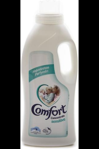 Comfort Huuhteluaine Sensitive 750 ml
