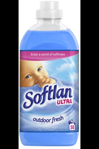 Softlan Outdoor Fresh huuhteluaine 750ml