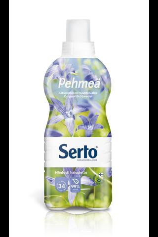 Serto Pehmeä Huuhteluaine 850ml