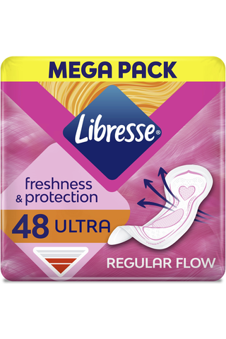 Libresse Ultra Normal side 48kpl