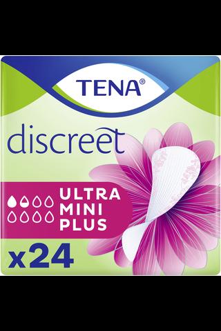 TENA Discreet 24 Ultar Mini Plus pikkuhousunsuoja