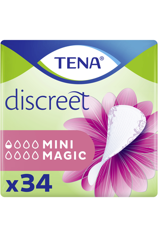 TENA Discreet 34 MM pikkuhousunsuoja