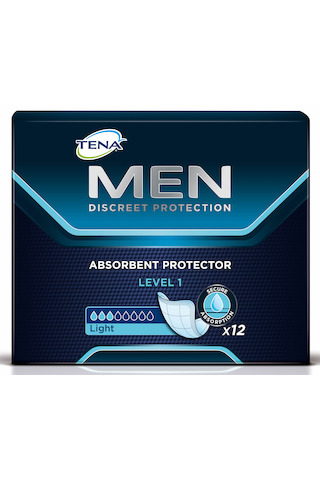 Tena Men Level 1 inkontinenssisuoja 12kpl