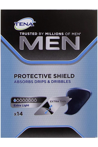 Tena Men Protective shield inkontinenssisuoja 14kpl