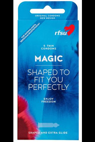 RFSU Magic kondomi 5kpl
