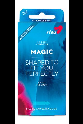 RFSU Magic kondomi 20kpl