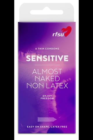RFSU So Sensitive kondomi 6kpl