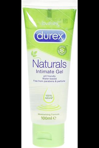 Durex 100ml natural liukuvoide