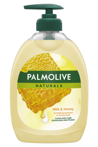 Palmolive Naturals Milk & Honey nestesaippua...