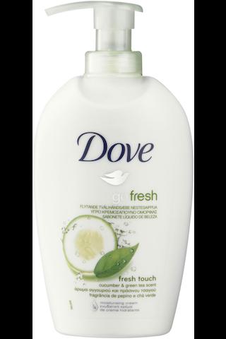 Dove 250ml Fresh Touch nestesaippua
