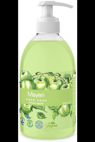 Mayeri 0,5l Green Apple nestesaippua