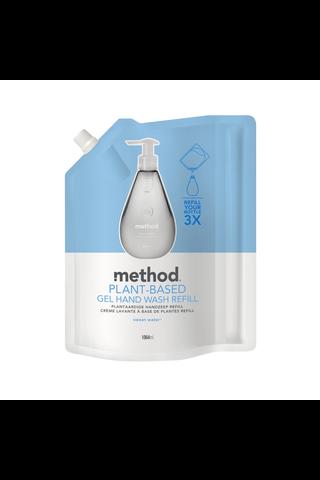 Method Nestesaippua Sweet water 1064ml TÄYTTÖ