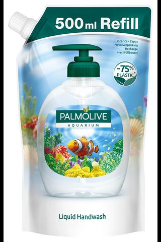 Palmolive Aquarium nestesaippua täyttöpussi...