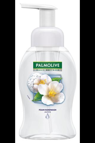 Palmolive Magic Softness Jasmine vaahtonestesaippua...
