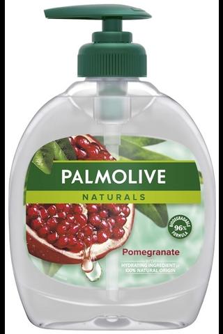 Palmolive Naturals Vegan Pomegranate nestesaippua...