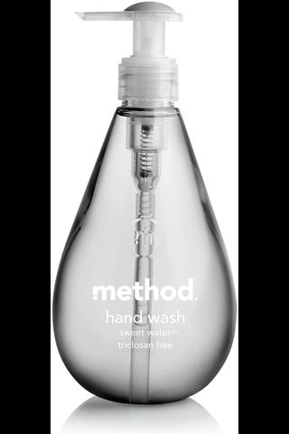 Method Nestesaippua Sweet water 354ml
