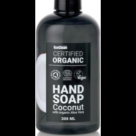 Hand soap organic coconut 300 ml
