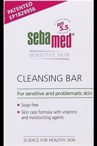 Sebamed 100g Cleansing Bar Soapfree puhdistuspala...