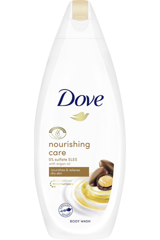 Dove Suihkusaippua Nourishing Care 225 ML