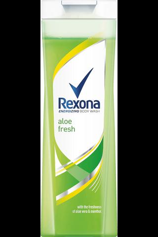 Rexona Suihkusaippua Aloe Fresh 250ml