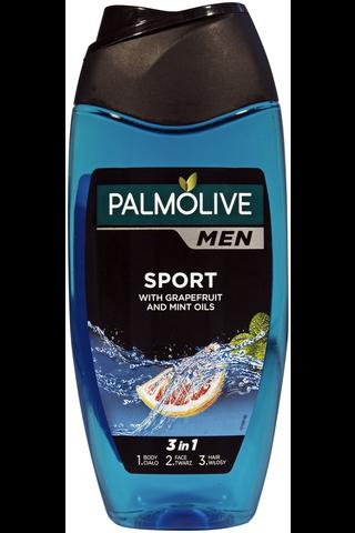 Palmolive Men Revitalizing Sport 3in1 suihkusaippua...
