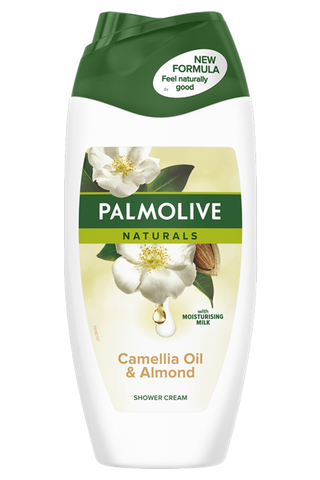 Palmolive Naturals Camellia Oil and Almond...