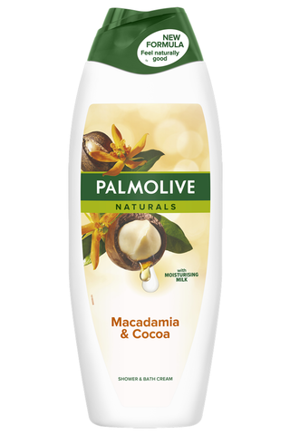 Palmolive Naturals Macadamia & Cocoa...