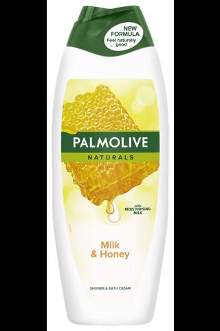 Palmolive Naturals Milk & Honey suihkusaippua...