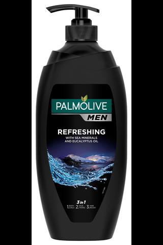 Palmolive Naturals Men Refreshing suihkusaippua...