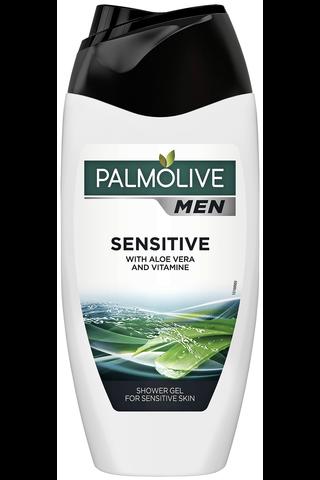 Palmolive Men Sensitive suihkusaippua 250ml