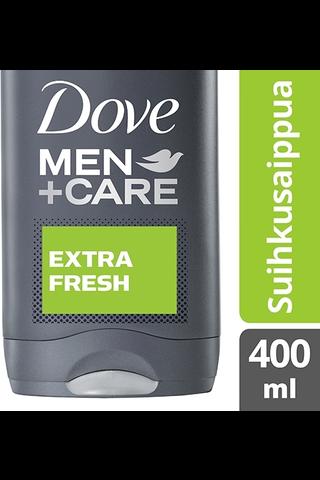 Dove Men+Care Suihkusaippua Extra Fresh 400ml