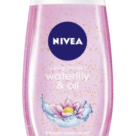 NIVEA 250ml Waterlily & Oil Caring Shower...