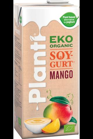 Planti Soygurt luomu mango, soija hapatettu...