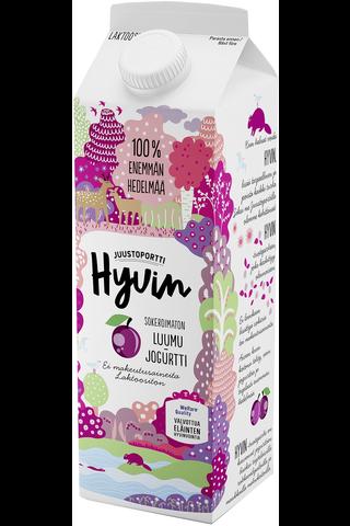 Juustoportti Hyvin sokeroimaton jogurtti...
