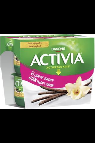 Danone Activia Vaniljajogurtti – Ei...
