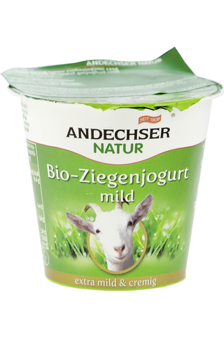 Andechser Natur Vuohenjogurtti maustamaton...