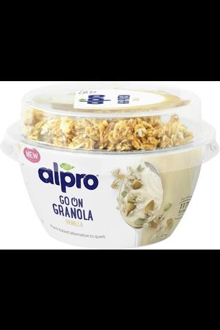 Alpro Greek Style Hapatettu soijavalmiste...