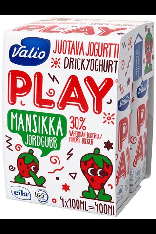 Valio Play juotava jogurtti 4×100 ml...