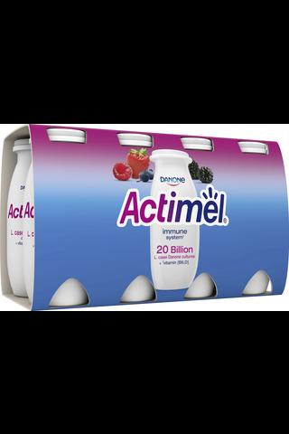 Danone Actimel metsämarja jogurttijuoma...