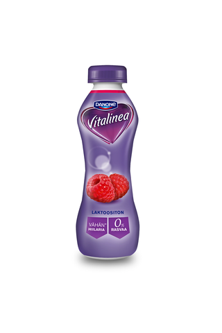 Danone Vitalinea 310g jogurttijuoma vadelma...