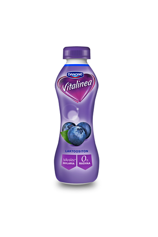 Danone Vitalinea 310g jogurttijuoma mustikka...