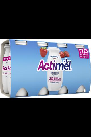 Danone Actimel mansikka jogurttijuoma ei...