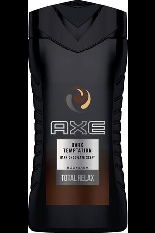 Axe Suihkusaippua Dark Temptation 250ml