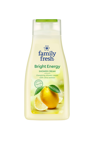 Family Fresh Bright Energy shower cream suihkusaippua...