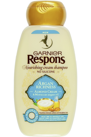 Garnier Respons Argan Richness shampoo erittäin...
