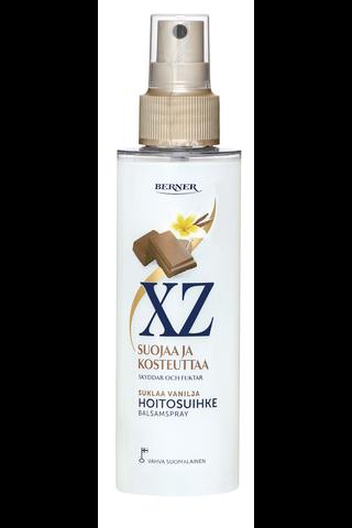XZ 150 ml Suklaa-Vanilja hoitosuihke
