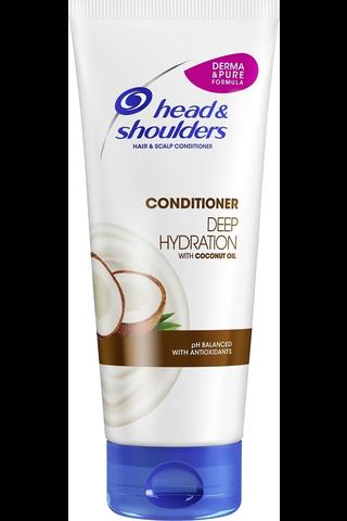 head&shoulders hoitoaine Deep Hydration...