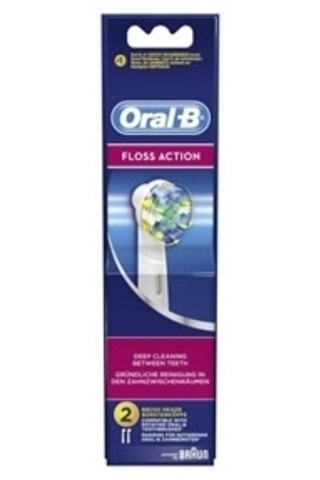 Oral-B vaihtoharja Floss Action 2kpl