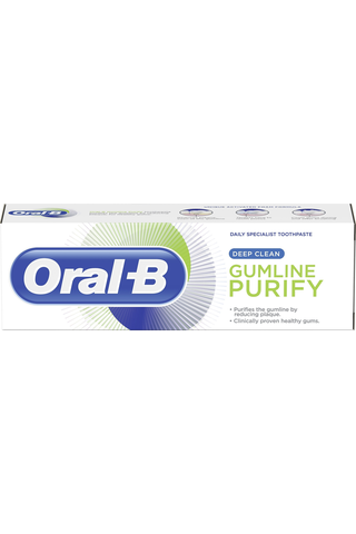 Oral-B 75ml Gumline Purify Deep Clean hammastahna