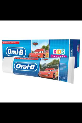Oral-B 75ml Kids Frozen/Cars hammastahna